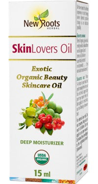 Skin Lovers Oil - 15ml - New Roots Herbal - Health & Body Nutrition