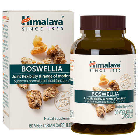 Boswellia- 60caps - Himalaya - Health & Body Nutrition