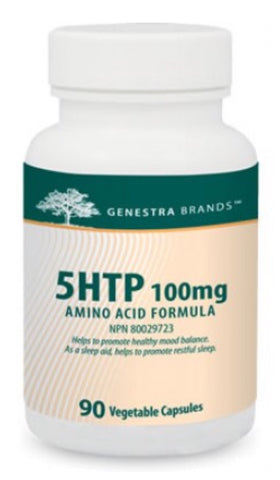 5HTP 100 mg - 90vcaps - Genestra - Health & Body Nutrition