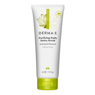 Purifying Daily Detox Scrub - 113g - Derma E - Health & Body Nutrition