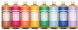 Pure Castile Liquid Soap - 946ml - Dr. Bronner's - Health & Body Nutrition