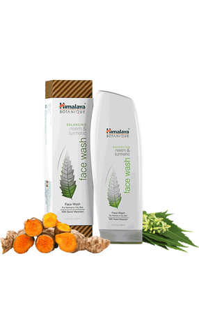Neem & Turmeric Face Wash - 150ml - Himalaya - Health & Body Nutrition