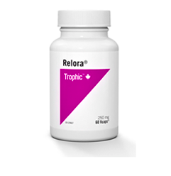 Relora - 60vcaps - Trophic - Health & Body Nutrition