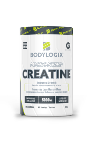 Micronized Creatine - 60 Servings - Bodylogix - Health & Body Nutrition