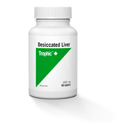 Desiccated Liver - 180tabs - Trophic - Health & Body Nutrition