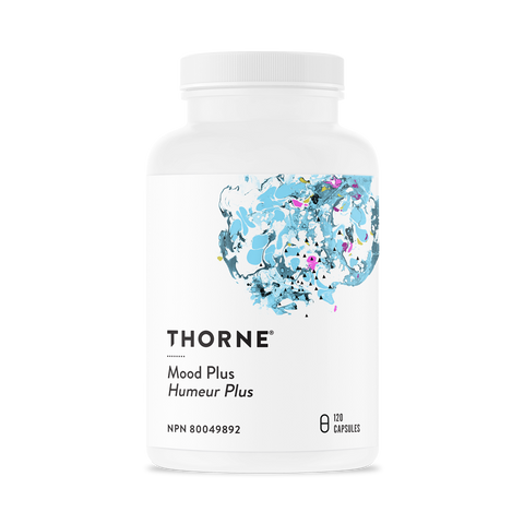Mood Plus - 120caps - Thorne - Health & Body Nutrition