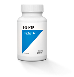 L-5-HTP - 60vcaps - Trophic - Health & Body Nutrition