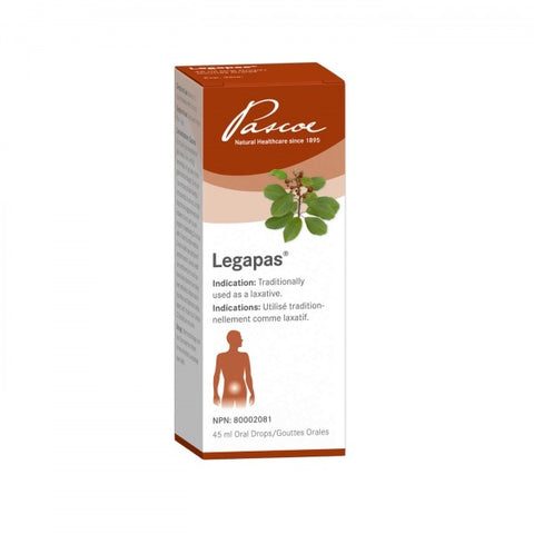 Legapas - 45ml - Pascoe - Health & Body Nutrition
