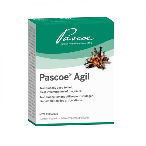 Agil - 100tabs - Pascoe - Health & Body Nutrition