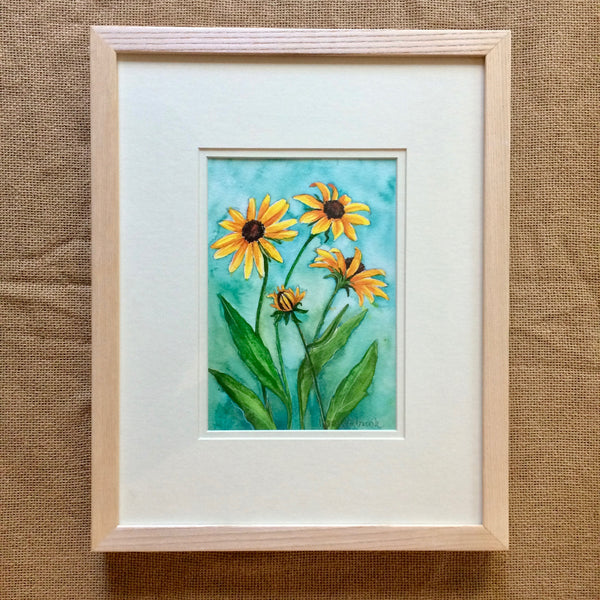 Black-Eyed Susan (Recognition) Original Painting