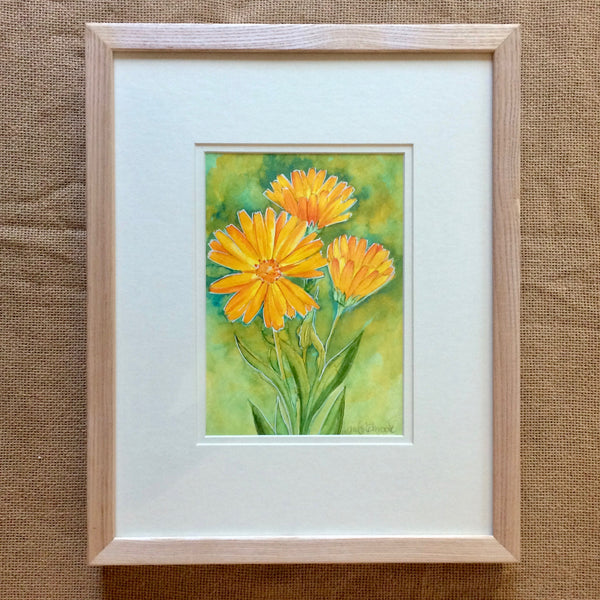 Calendula (Communication) Original Painting