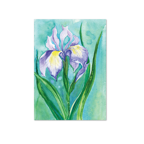 Iris (Inspiration) Original Painting