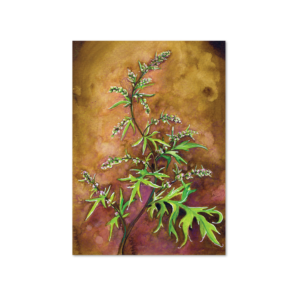 Mugwort (Integration) Original Painting