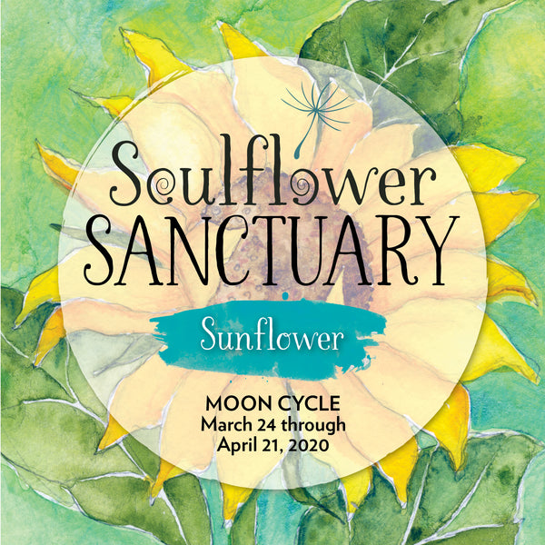 Sunflower (Confidence) Moon Cycle Mentorship