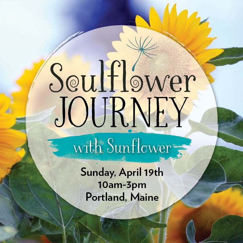 A Soulflower Journey with Sunflower (CONFIDENCE)