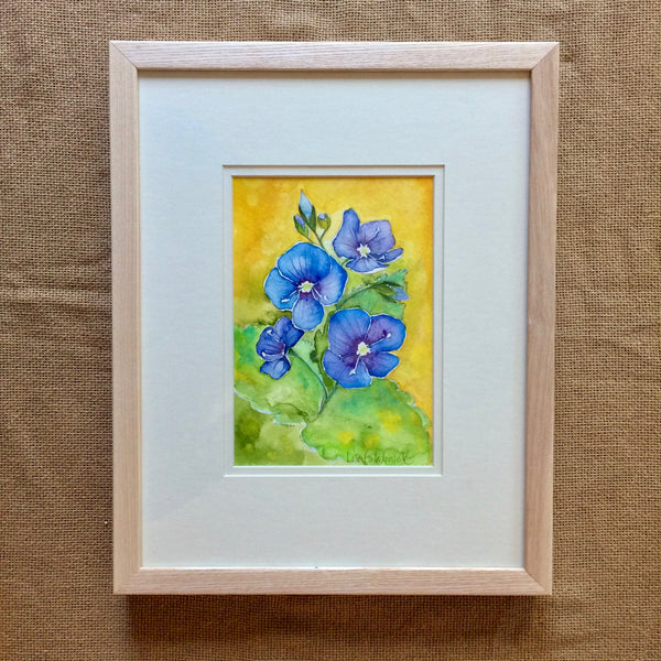 Speedwell (Insight) Original Painting