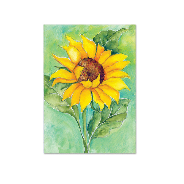 Sunflower (Confidence) Original Painting