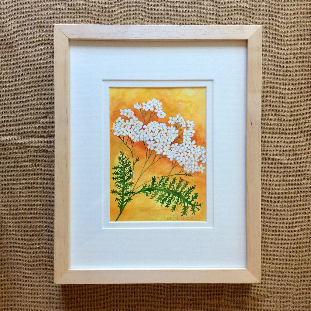 Yarrow (Boundaries) Original Painting