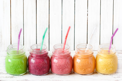 5 Irresistible Smoothies to Cool You Down during Summer 2017