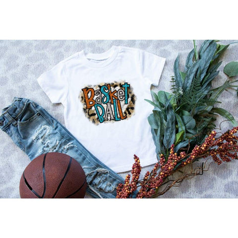 Basketball Cheetah Girls Sports Shirt - Simply Crafty