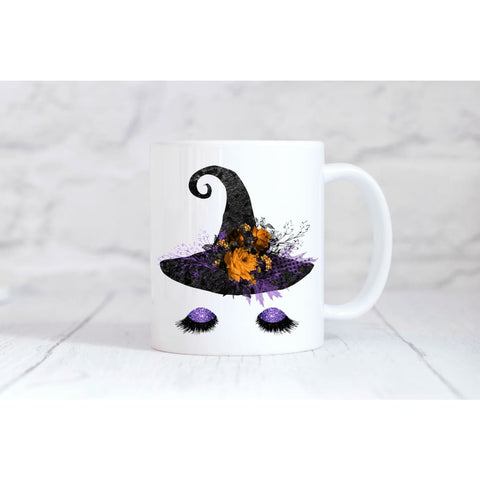 Black Witch Coffee Mug - Simply Crafty