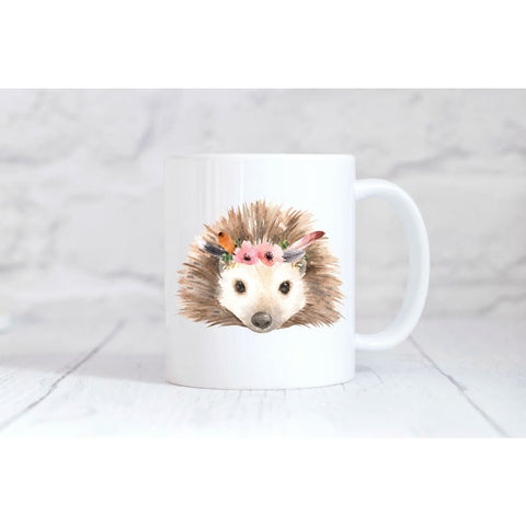 Hedgehog Coffee Mug - Mugs