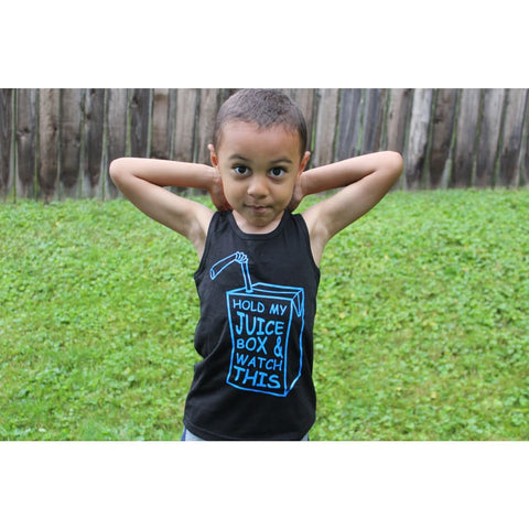 Hold My Juice Box Shirt - Simply Crafty