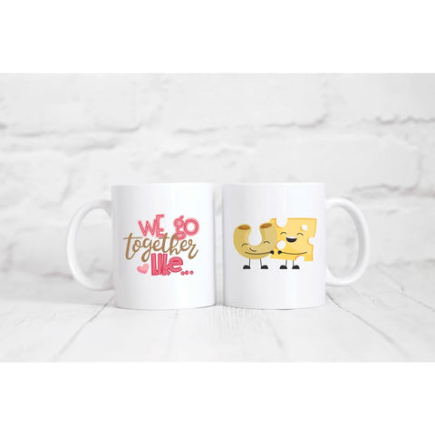 Mac And Cheese Coffee Mug - Simply Crafty