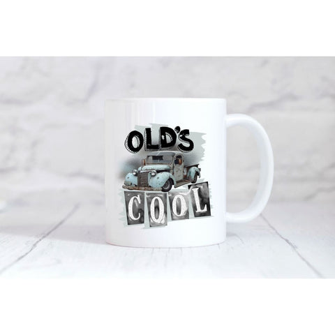 Olds Cool Coffee Mug - Mugs