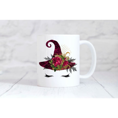 Red Witch Coffee Mug - Mugs