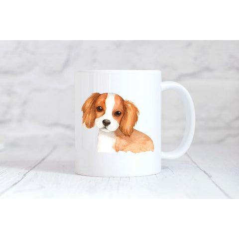 Spaniel Coffee Mug - Simply Crafty