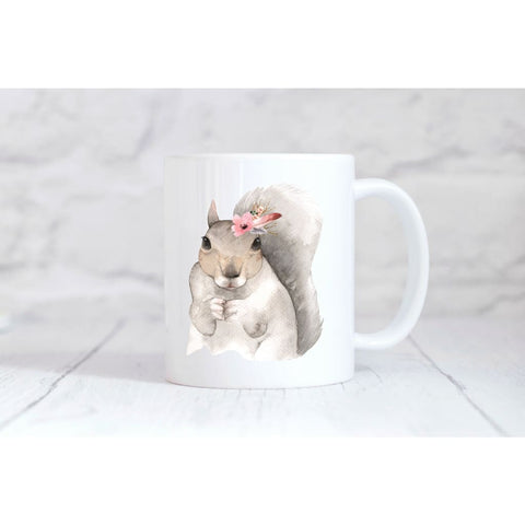 Squirrel Coffee Mug - Mugs