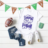 Sundays are for Football Womens Shirt - Shirts
