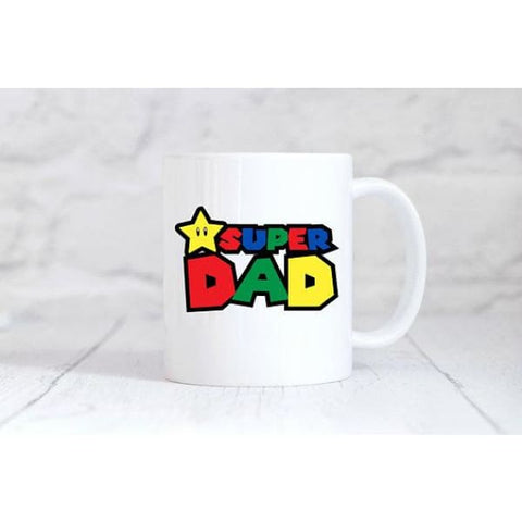 Super Dad Coffee Mug - Mugs