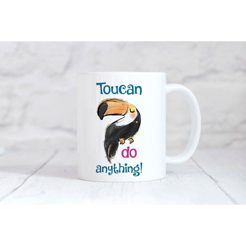 Toucan Do Anything Coffee Mug - Mugs