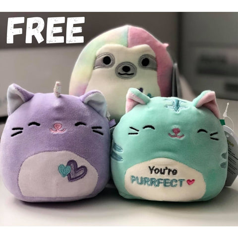 VIP Special FREE Squishmallow Tshirt Deal - Simply Crafty