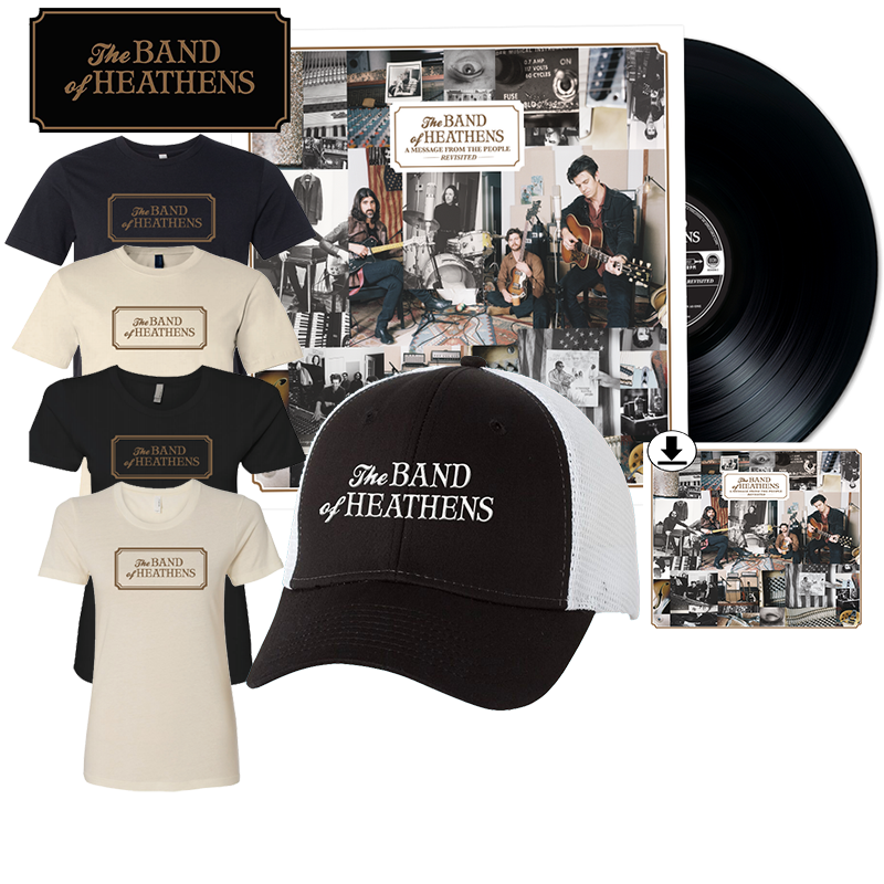 A Message From The People Revisited Bundle #7 - Deluxe Vinyl