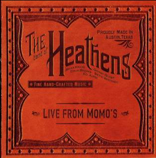 Live At Momo's CD