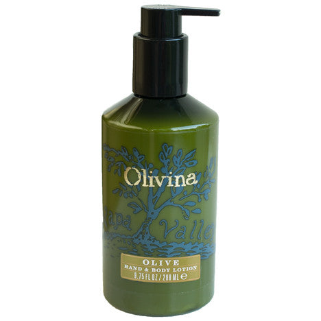 Olivina Classic Olive Hand & Body Lotion