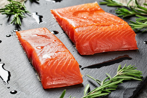 Top 5 Reasons to eat Wild Alaskan Fish
