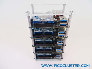 Assemble ODroid XU4 Board Stack