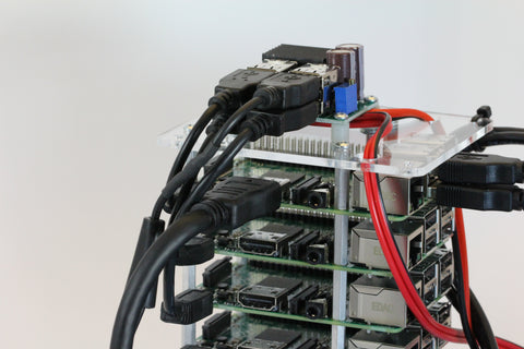How To Build a Raspberry Pi Cluster – PicoCluster LLC