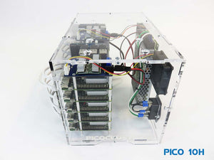 Pico 10 Google Coral Dev Board