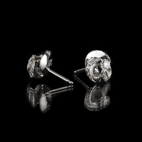 Vortex Stud Earrings