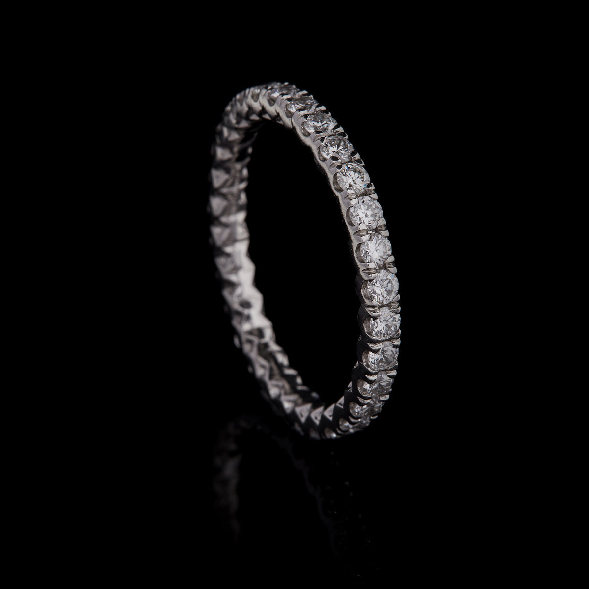Birdcage Fine Eternity Band