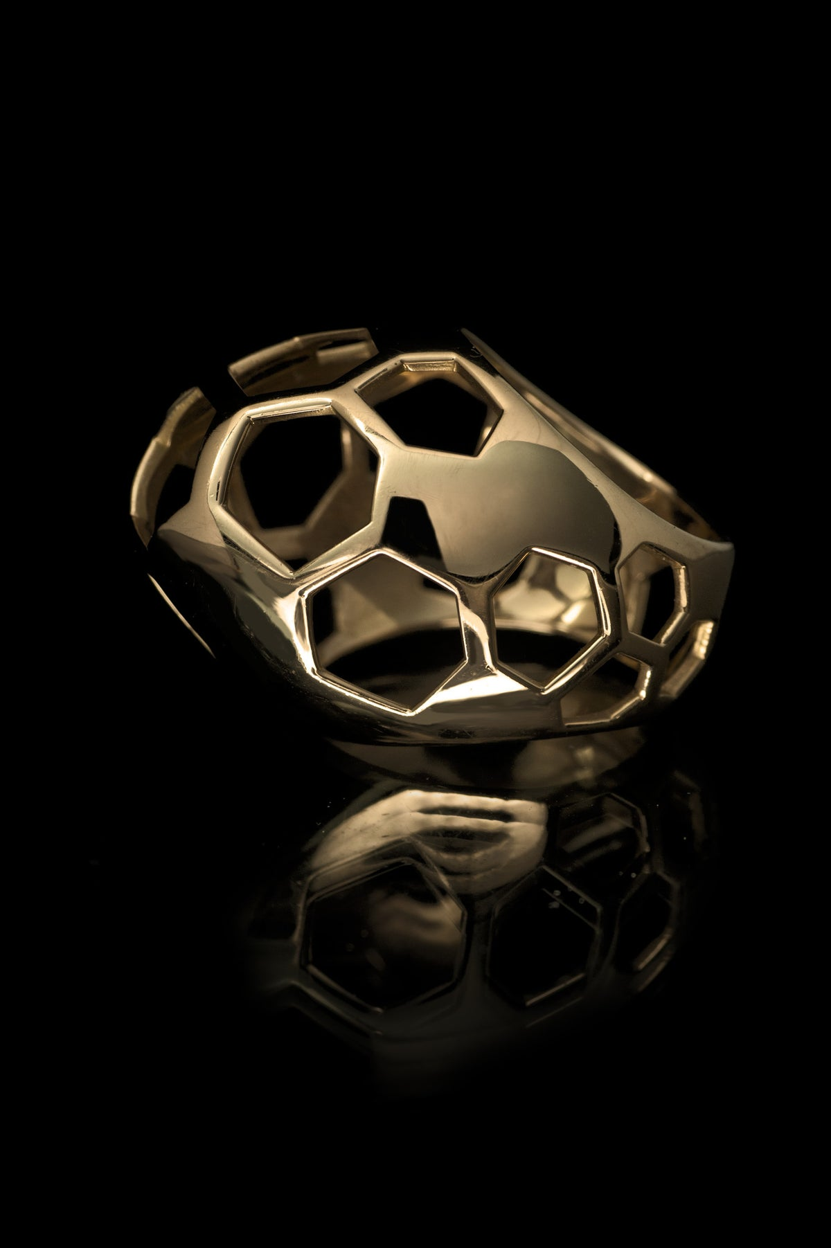 Digital Nature Egg1 Ring