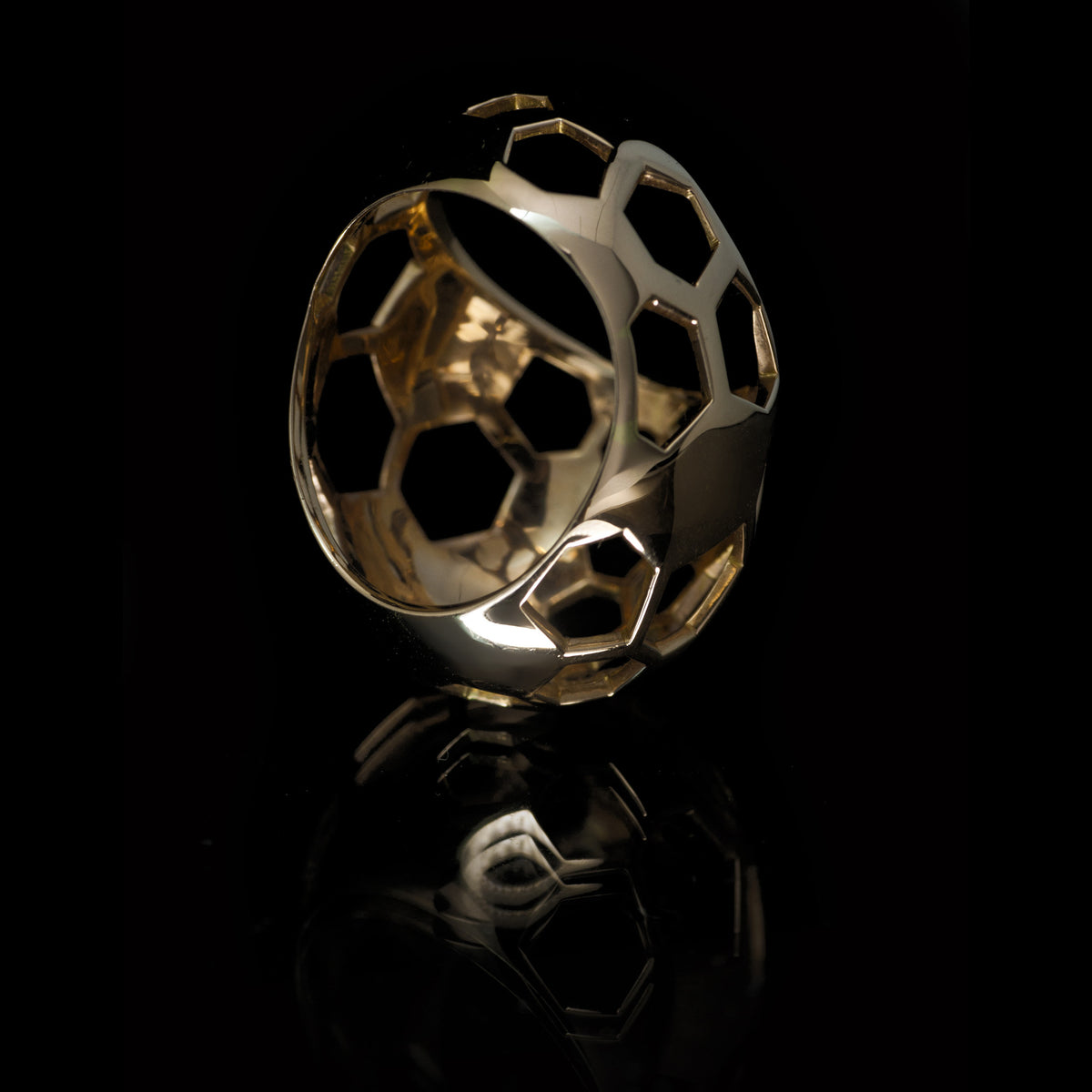 Digital Nature Egg2 Ring