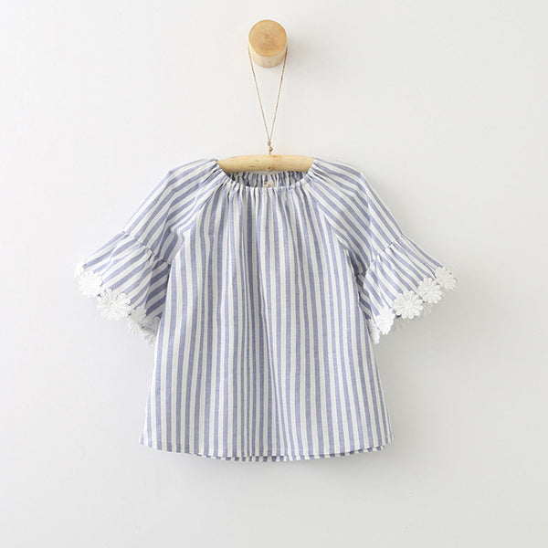 Vintage Dress Striped