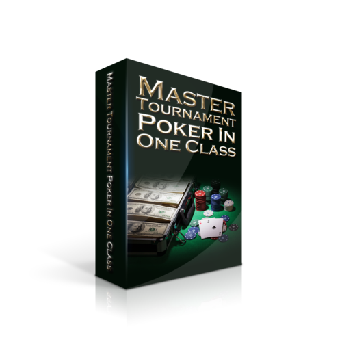 Master Tournament Poker in One Class
