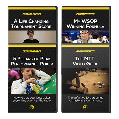 Gripsed Poker Champions Bundle
